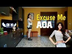 AOA _ Excuse Me   Alys Dance Cover