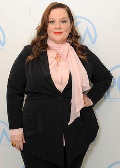 Plus Size Looks for 2013 | Diva Plus Size | Melissa McCarthy 19 junho 2013