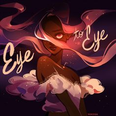 vickisigh: For mangokitty's newest song, Eye to Eye! Listen here Patreon + Twitter + Instagram