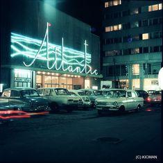ul. Chmielna Dawna Warszawa (lata 60-80) | fot. J. Kicman
