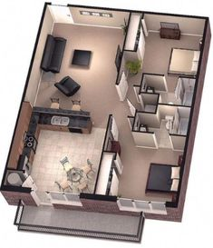 House Plans Planos De Casas 50 Super Ideas House Plans House Plans 50 Super Ideas Image Size: 430 x 515 Source