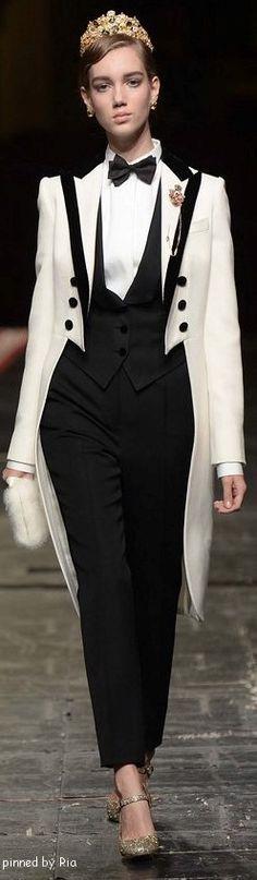 Dolce & Gabbana Alta Moda 2016
