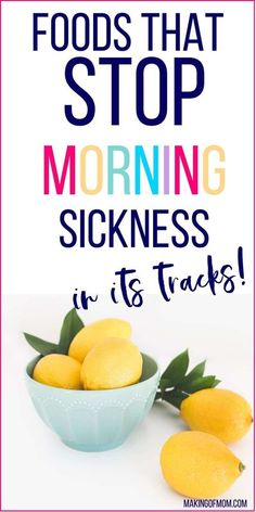 Looking for morning sickness remedies? Need some nausea relief in the first trimester? Morning sickness is such a pregnancy bummer - you just can't eat anything! Luckily, there are a few foods out there guaranteed not to make you feel sick - try this list compiled by pregnant moms just like you! Morning Sickness Food, Help With Morning Sickness, Morning Sickness Remedies, Pregnancy First Trimester, Pregnancy Tips, Second Trimester, Pregnancy Belly, Early Pregnancy, Best Pregnancy Foods