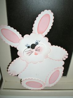 Snowmanlover's Paperie~Stampin' Up! Demonstrator: Stampin' Up! Easter Bunny Punch Art