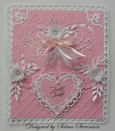 Selma's Stamping Corner and Floral Designs: Forever Friends