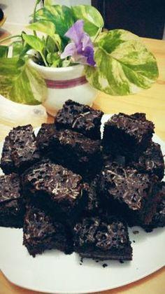 Brownies Happycall a la @DapurBubu