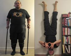 Arthur Boorman...Wounded veteran regains his strength, loses over 100lbs with DDP Yoga  **This was the man who inspired me to start...amazing.  If you think you can't, you'll know you can after you watch his story.  If you don't know it Google it and watch the entire video!!