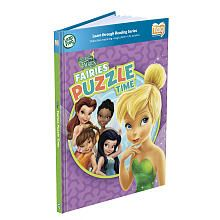LeapFrog TAG Activity Storybook - Disney Fairies: Puzzle Time