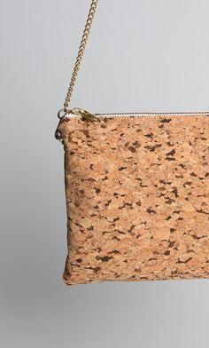 Sac à bandoulière Liège Anse chaine dorée sac a main boho