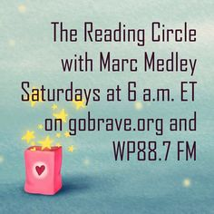Tune in every Saturday morning beginning at 6 a.m. ET on gobrave.org and WP88.7 FM.