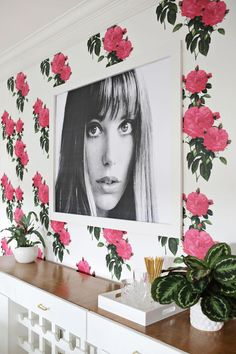 DIY Ideas for Framing Big Art on a Small Budget — Apartment Therapy Loft Studio, Mandala Design, Diy Wall Art, Diy Art, Wall Decor, Nursery Decor, Room Decor, Happy Friday, El Canton