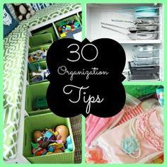 50 Organizational Tips That'll Make You Go Ah-Ha Part 2 - Beautifully BellaFaith