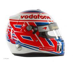 Jensen Button, McLaren Mercedes