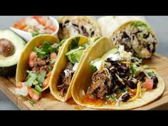 Barbacoa-Style Beef Tacos You Can Make In Your Slow Cooker - YouTube