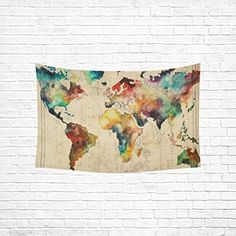 Image for canvas world map from kmart kmart living pinterest image for canvas world map from kmart kmart living pinterest garden shop wall art prints and wall sticker gumiabroncs Images