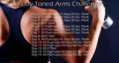 By popular demand, the next challenge that we made for you is all about those arms! Let's get them defined,[...]
