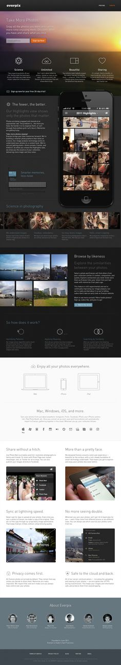Everpix - Trying out this photo storage website for now!
