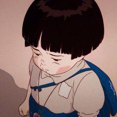 Grave of the fireflies: Setsuko Japanese Animated Movies, Japanese Film, Studio Ghibli Art, Studio Ghibli Movies, Anime Character Names, Anime Characters, Hayao Miyazaki, Totoro, Otaku