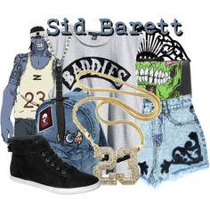 """Sidney """"Sid"""" Barett from Soul Eater"""