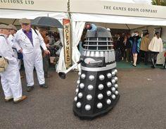 Dalek (© Tristan Beard) Goodwood Revival, Dalek, Image