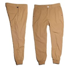 JOGGER PANTS | IDR 200000 | Designed for comfort constructed with 100% Cotton twill fabric. with signatured rivet on side seams pocket, zipper fly. Machine washable.