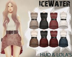 IceWater Kayla Mesh Belted dress | Flickr - Photo Sharing!
