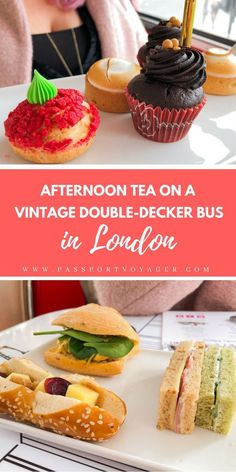 Low Cost Insurance Plan For The Welfare Of Your Loved Ones Looking For A Truly Unique Experience While In London? What about Afternoon Tea While Riding On A Vintage Double-Decker Bus? Find out About My Fun Experience On B-Bakery's Bus Tour Best Afternoon Tea, Double Decker Bus, European Travel, Travel Europe, Things To Do In London, Ireland Travel, London Travel, Foodie Travel, Bakery