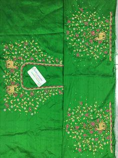 Black Blouse Designs, Best Blouse Designs, Bridal Blouse Designs, Saree Tassels Designs, Pattu Saree Blouse Designs, Couture Embroidery, Embroidery Works, Big Rangoli Designs, Maggam Work Designs