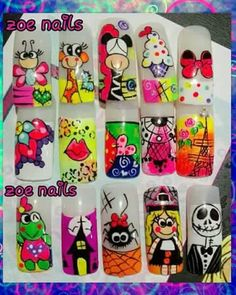 Mani Pedi, Nail Manicure, My Nails, Nail Art Designs Videos, Nail Designs, Nail Art, Designed Nails, Work Nails, Enamel