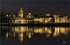 #Italy is crossed by many charming #rivers which offer a natural scenic beauty. The longest ones are located in the northern Italy, because the #Apennines split the country in two parts. Mincio in Mantova