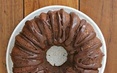 Tunnel of Fudge Cake.....The originator of the Tunnel of Fudge Cake recipe was a woman named Ella Helfrich, who entered this chocolate cake recipe into the Pillsbury Bake-Off in 1966. The recipe nabbed a 2nd place prize, but the cake (along with the Bundt pan) ended up being an overnight sensation. Cooks everywhere wanted to buy the pan and make the recipe.
