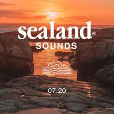 """Sealand Gear on Instagram: """"Cruising into July just got a whole lot easier with the brand new Sealand Sounds, a curated playlist of our favourite tunes. What's your…"""" Identity Design, Brand Identity, Branding, Cruise, Logos, Digital, Movie Posters, Clothes, Instagram"""
