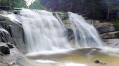 paysages naturels cascades