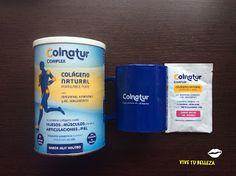 VIVE TU BELLEZA: Colnatur Complex: Colágeno natural con Magnesio, Vitamina C y Ácido Hialurónico.