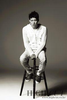 Park Yoochun (박유천) aka Micky Yoochun (믹키유천) of JYJ for High Cut - #KDrama #KPop