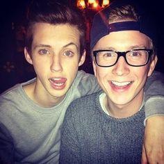 Troyler (look at Troye's tongue)