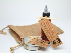Beard Conditioning Oil Kit Beard Oil and by GwensHomemadeGifts