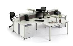 Corporate Modular Workstation Office Furniture In Delhi NCR Manufacturers Company