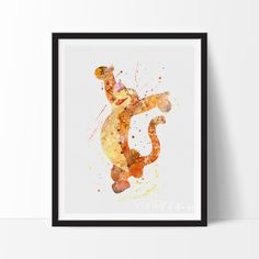 Decorate your nursery with Winnie the Pooh art prints for nursery walls from VividEditions, Art Prints For Kids. With a large selection of modern baby art decor.