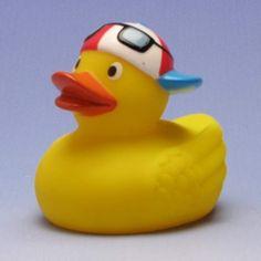Duckshop - der Shop für Badeente und Quietscheentchen - Badeente Cool Boy