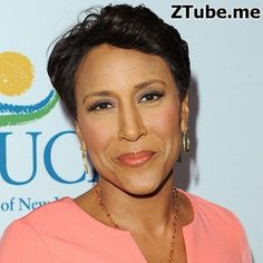 ROBIN ROBERTS SAYS SHE'S HEADING BACK TO 'GMA'