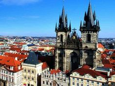 Enter the Travel Channel Sweepstakes for your chance to win a trip for 2 to Prague. Good luck!