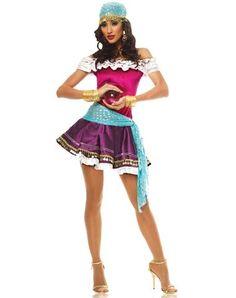 fortune teller womens costume spirit halloween