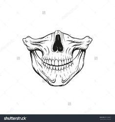 Hand Drawn Vector Illustration … Source by heathergoosney Clock Tattoo Design, Tattoo Designs, Skull Tattoo Design, Tattoo Design Drawings, Tattoo Sketches, Skull Hand Tattoo, Skull Tattoos, Sleeve Tattoos, Daddy Tattoos