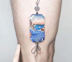 Irezumi Tattoos, Tribal Tattoos, Marquesan Tattoos, Triangle Tattoos, Mini Tattoos, Dreieckiges Tattoos, Cute Tattoos, Small Tattoos, Ankle Tattoos