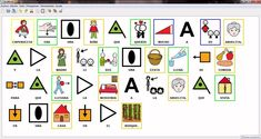Lots of free software from ARASAAC, including word processors with symbol support and AAC software for desktop and tablet Autism Apps, Software Libre, Teaching English Grammar, Communication System, Life Skills, Special Education, Symbols, Holiday Decor, Words