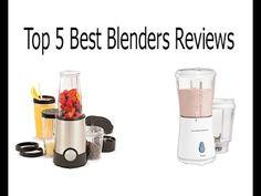 Top Five Best Hand Blenders Review 2016 | Best Immersion Blender Reviews