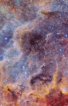 NGC 6871 in Cygnus. Image credit: Hubble/NASA
