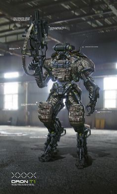 ArtStation - Robots, B S