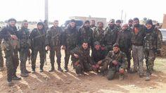 Noticia Final: Exército sírio ataca forças do ISIS na região de K...